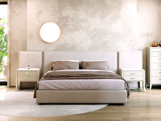 ITALIANELEMENTS BedroomBeds & headboards Wood