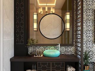Norm designhaus Kamar Mandi Gaya Asia Beige