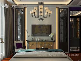 Norm designhaus Kamar Tidur Gaya Asia