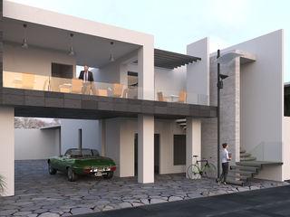 Modulor Arquitectura 商業空間 水泥 White
