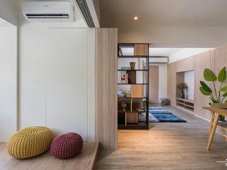 台北市中正區 ISQ 質の木系統家具 餐廳
