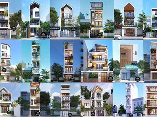 Tuyển tập những mẫu thiết kế nhà phố đẹp xu hướng 2020 NEOHouse