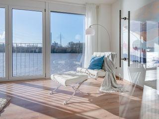 Cornelia Augustin Home Staging Спальня в стиле модерн