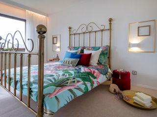 Cornelia Augustin Home Staging Спальня в эклектичном стиле