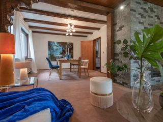 Cornelia Augustin Home Staging Гостиные в эклектичном стиле