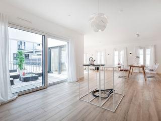 Cornelia Augustin Home Staging Кухня в стиле модерн