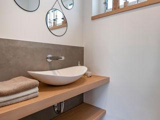 Cornelia Augustin Home Staging Ванная в стиле лофт
