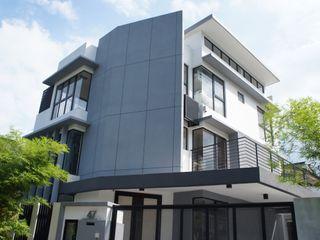 HOUSE 47 N O T Architecture Sdn Bhd Carport