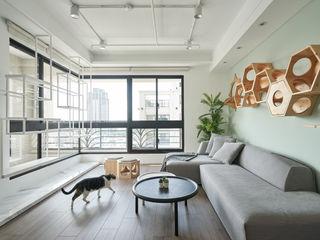 思維空間設計 Living room