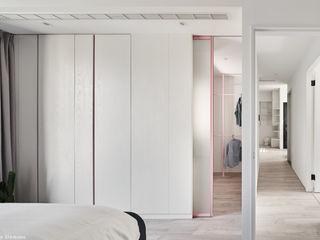 思維空間設計 Modern style bedroom