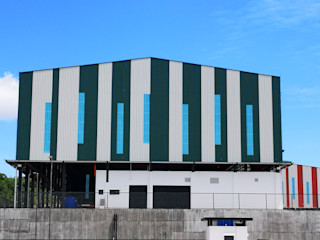 INTEGRATED ENERGY HUB N O T Architecture Sdn Bhd Double Garage