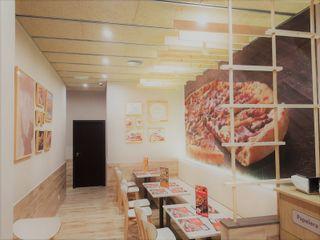 Cambio imagen Local restauración en Lugo ARDEIN SOLUCIONES S.L. Gastronomía de estilo moderno Derivados de madera Acabado en madera