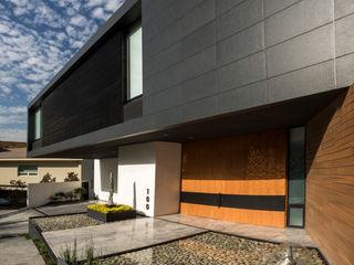 GLR Arquitectos 일세대용 주택 검정