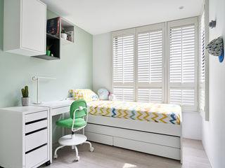 思維空間設計 Minimalist bedroom