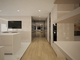 Apartamento Deslumbrante Maria Vilhena Interior Design