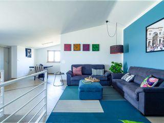 antonio felicetti architettura & interior design 现代客厅設計點子、靈感 & 圖片 水泥 White