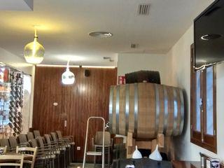 Restaurante_Instalación acústica_El jumillano. Deacústica_Silenciamos al ruido. Murcia Deacustica Bodegas de estilo rústico