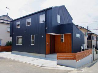 松戸市・土間のある家 K+Yアトリエ一級建築士事務所 北欧風 家