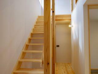 松戸市・土間のある家 K+Yアトリエ一級建築士事務所 階段