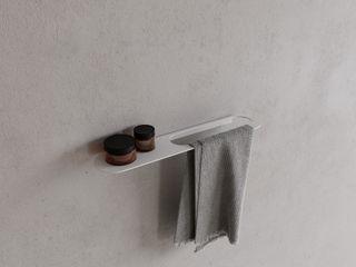 Copenhagen Bath - Essentials Copenhagen Bath BadezimmerAblagen Eisen/Stahl Weiß