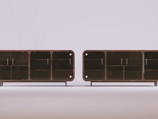 Fedra - Contemporary Vintage Sideboard Mario Bernaudo Sala da pranzoCredenze & Vetrine Legno Effetto legno