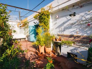 Valencia Architects Terrace house
