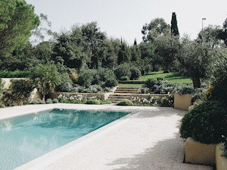 Villa Saint Tropez Giambenini srl GiardinoPiscine & Biolaghi