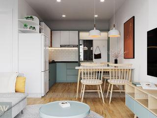 Công ty nội thất ATZ LUXURY Modern living room