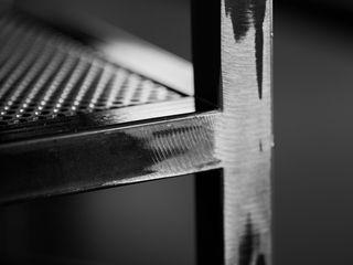lamberti design srl Study/officeCupboards & shelving Iron/Steel Black
