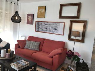Vivienda lista para alquilar A interiorismo by Maria Andes