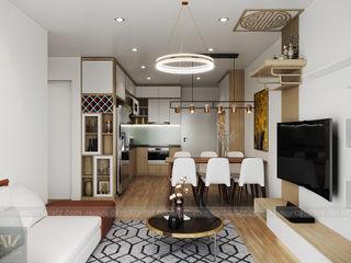 Công ty nội thất ATZ LUXURY Living roomStools & chairs