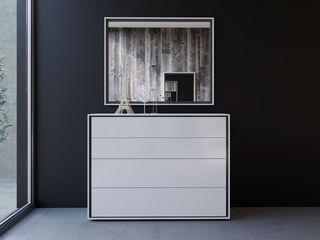 ITALIANELEMENTS BedroomWardrobes & closets MDF White