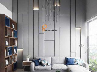 Mẫu thiết kế nội thất nhà phố đẹp hiện đại xu hướng mới nhất 2020 NEOHouse