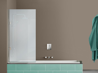 Vidriera del Cardoner BathroomBathtubs & showers Glass