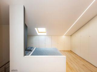 Desenho Branco Chambre moderne
