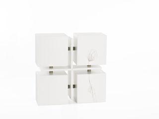 lab58 Living roomStorage White