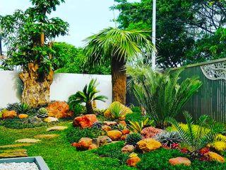 Tukang Taman Jakarta | Jasa Taman Jakarta Tukang Taman Surabaya - Tianggadha-art Taman batu Batu Green