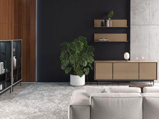 ITALIANELEMENTS Living roomStorage MDF Beige