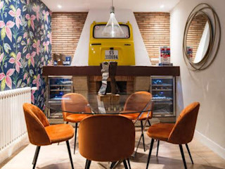 Spazio Vbobilbao Modern dining room