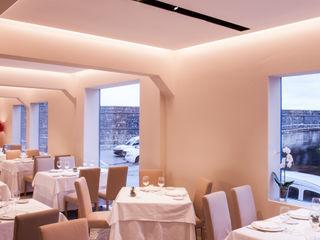 Spazio Vbobilbao Eclectic style gastronomy