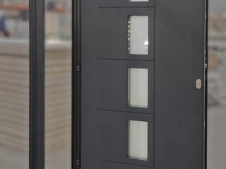 Indupanel Windows & doors Doors Grey