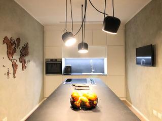 Bergo Arredi Cocinas de estilo moderno