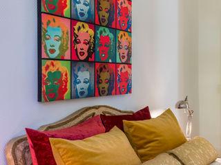 Cornelia Augustin Home Staging Спальня в средиземноморском стиле