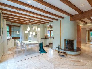 Cornelia Augustin Home Staging Столовая комната в рустикальном стиле