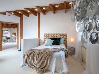 Cornelia Augustin Home Staging Спальня в рустикальном стиле