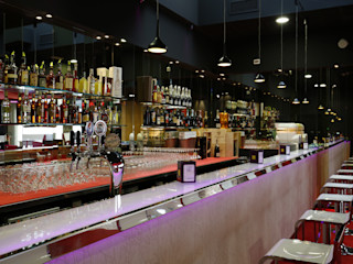 Vita loca Aire Studio Associato Bar & Club moderni