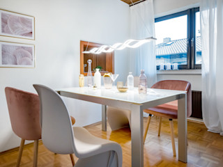 Cornelia Augustin Home Staging Столовая комната в стиле модерн