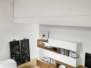 Mobile soggiorno minimal e di design TopArredi Soggiorno moderno Legno