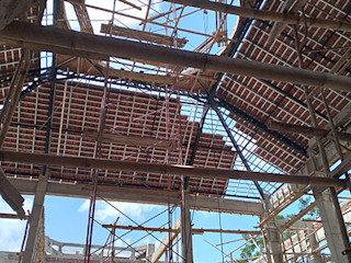 Alfaiz Design Lean-to roof Metal Black