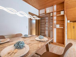 Cornelia Augustin Home Staging Столовая комната в стиле кантри
